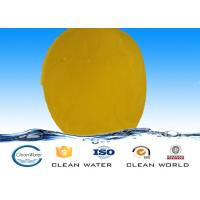 China White / Yellow Powder Poly Aluminum Chloride Water Treatment PAC 0.6% Min Insoluble wholesale