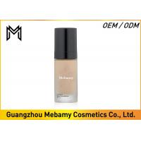 China Full Coverage Liquid Mineral Foundation SPF 18 , Luminous Liquid Mineral Makeup wholesale