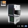 China Маркировка лазера волокна подвергает лазер механической обработке 20в Мопа для глинозема wholesale