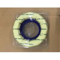 Manual Installation Toilet Fittings , Toilet Bowl Rubber Gasket High Water Swell for sale