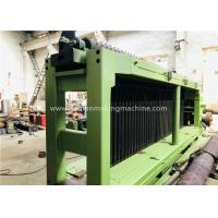 Flooding Material Gabion Machine 3300mm Width For Fence SGS TUV Certificate