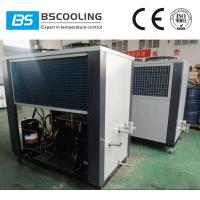 China 8 US.RT cooling capacity air cooled water chiller system for injection mould by CE certificated wholesale