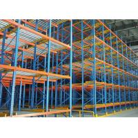 China Logistic equipment gravity flow pallet rack for sale on sale
