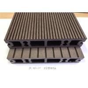 China Anti UV Wood Vinyl Composite Flooring , Wood Plastic Composite Decking Board wholesale