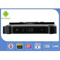 China Quad Core Iptv Android Smart Tv Box Amlogic S812 Cortex A9r4 2ghz wholesale
