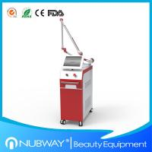 China Tattoo removal machinel q switch nd yag laser wholesale