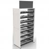 China Revêtements modulaires de l'étagère 240 de tabac de coffret d'étalage de cigarette de cadre en métal wholesale