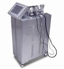 China professional 50HZ V8 Desktop 40khz RF ultrasond cavitation vacuum slimming machine wholesale