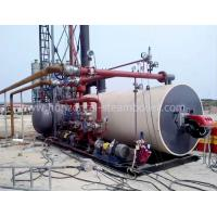 China 0.5MW-25MW Thermal Oil Boiler , Thermal Flooding Boilers For Paper Factory wholesale