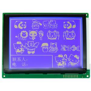 China Dot Matrix Type Graphic LCD Module COB Bonding Mode For Communication Equipment wholesale