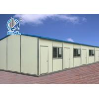 China Modular Modern Prefab Houses with Aluminum Alloy Window Sandwich Panel wholesale