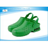 China Comfortable Green Anti slip Surgery Nursing Operating Room Footwear Clogs of EVA Material wholesale