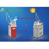 Professional Laser Tattoo Removal Machine Long Pulsed Nd Yag Laser Hair Removal Machines