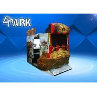 China Game Center Equipment Pirate Adventure Laser Shooting Game Machine For Sale on sale