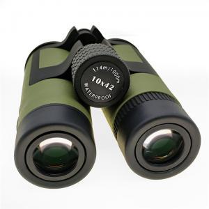 China Lightweight 10x42 Hunting Spotting Scopes Waterproof / Fogproof Nitrogen Filled Scope wholesale