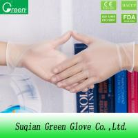 Professional non allergenic exam gloves  food safe and Durable
