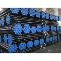 China Black Varnished Round API 5L Line Pipe API X42 X46 X52 X56 For Gas / Oil pipeline Transport wholesale