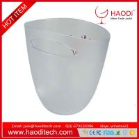 Buy cheap Reusable Plastic Ice Bucket Party Beverage Drinks Chilling, Made from Plastic from wholesalers
