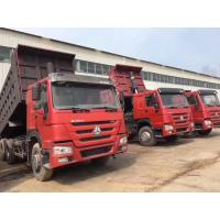 China Sinotruk Price Used And New HOWO 6x4 16 20 Cubic Meter 10 Wheel Tipper Truck Mining Dump Truck For Sale wholesale