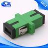 China Norme optique du design compact JIS d'adaptateur de fibre de Sc/RPA de coupleur de FTTx wholesale