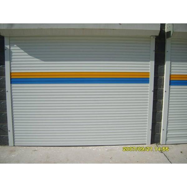 Sectional automatic remote control manualrolling door for Ga aluminum windows