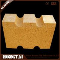China Blast furnaces and hot blast furnaces used low porosity fire clay brick wholesale