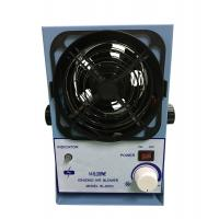 China Mini Electric Benchtop Air Ionizer , Ionized Air Blowers Static Control 110V wholesale