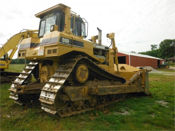 Quality 2003 Used  Caterpillar D8R Dozer for sale for sale