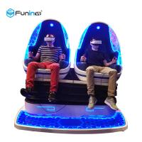 China Kids 9D Virtual Reality Simulator Cinema VR Motion Chair Interactive Games wholesale
