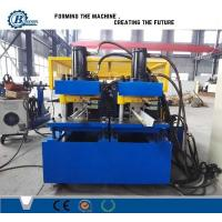 China Double Layer Metal Stud And Track Roll Forming Machine For Steel Structure wholesale