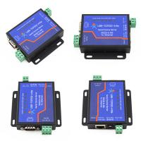 China Serial to Ethernet RS232 RS485 Ethernet Converter,Serial Ethernet to Modbus Converter on sale
