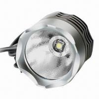 China Bicycle Light, Powered by 4 x 18650 Batteries wholesale