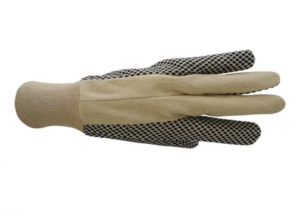 Quality PVC Dot Grip Heavy Duty Work Gloves Attractive Appearance CE Certification for sale