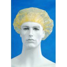 China Customized Disposable Surgical Caps / Shower Cap Pe Material Transparent Color wholesale