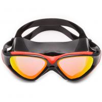 China Clear Vision No Leaking Anti Fog Goggles , Comfortable Swimming Goggles UV Protection on sale