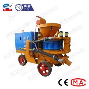 China Electric 8m3/H Wet Mix Shotcrete Machine In Tunnel Engineering wholesale