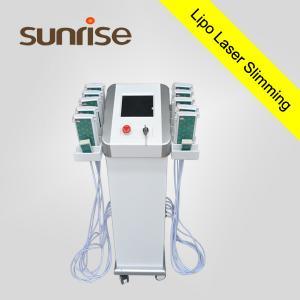 China Beijing sunrise 650nm Laser body contouring diode laser slimming machine beauty wholesale