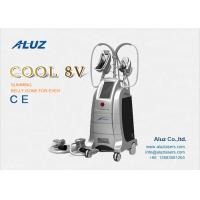 Buy cheap Cryolipolysis Fat Freezing Body Slimming Equipment Wrinkle Removal Machine from wholesalers