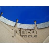 China 250mm Diamond Stone Saw Blades , 10 Inch Diamond Blade for Granite Cutting wholesale