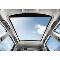 Commercial Vehicles Skylight ED Black Coating With Kaolin Main Ingredients