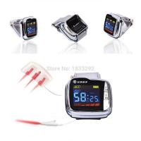 Semiconductor laser therapeutic instrument digital blood glucose watch