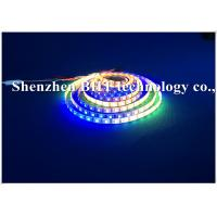 Buy cheap SMD5050 RGB Rainbow 12v Waterproof Led Light Strips Full Color Changing Black Pcb from wholesalers