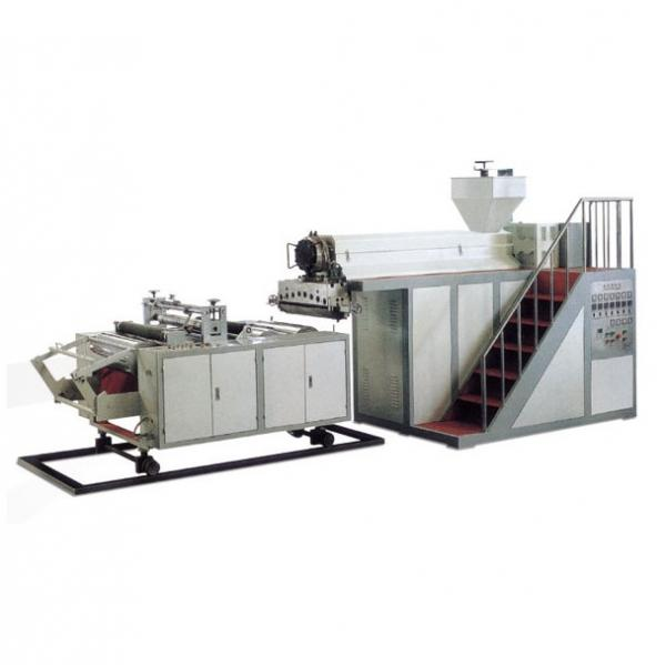 Quality Tensile Strength Stretch Film Extrusion Machine , Screw Extruder Machine for sale