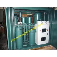 China Used Lubricant Oil recycling Machine,hydraulic oil filter,lube oil purifier, dewater, break emulsification on sale