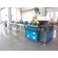 Buy cheap AF-55MM 3 Colors PP PVC PE Rattan Extrusion Machine , Plastic Rattan Making from wholesalers