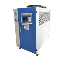China 3PH Piston Compressor Water Cooled Water Chiller Unit For Mold Temperature Machine wholesale