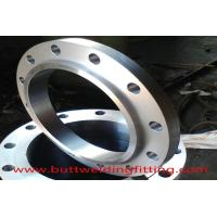 China ASME A182 F53 Slip On Forged Flanges ASME B16.5 Alloy 32760 1/2''-60'' 600lb wholesale