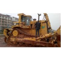 China 90% UC Second Hand Bulldozers , Caterpillar D10R Used Construction Equipment wholesale