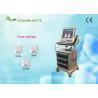 Two years warranty Hifu Skin Rejuvenation Machine with 4MHZ / 7 MHZ