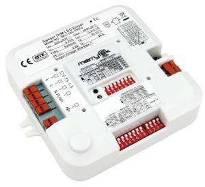 China Wireless Networking Sensor Led Driver 18w Night/light sensor function MLC18C-PRF RC wholesale